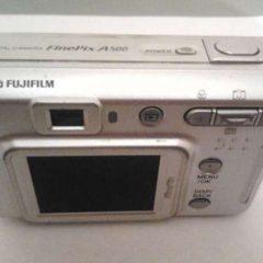 Продам цифровий фотоапарат, FUJIFILM FinePix A370