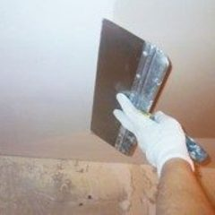 Шпаклювання, шпакльовка, фарбування, ремонт квартир, шпакльовщик