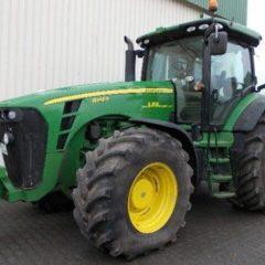 Трактор John Deere 8345 R 2011 г.в., 2536 м/ч