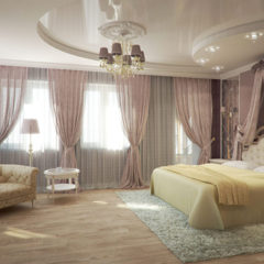 Натяжной потолок без запаха, натяжные потолки от производителя