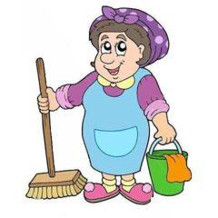 Вакансія агентства: прибиральниця на підприємство