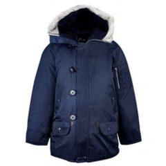 Удлиненная куртка парка еврозима Англия для мальчика 4-5 лет