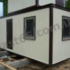 Будівництво побутівок, будівництво дачних будиночків