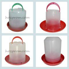 Вакуумна пластикова напувалка для птиці