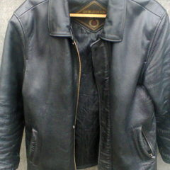 Продам шкіряну куртку