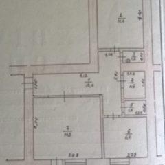 Продам 2-х кім. квартиру в м. Полонне