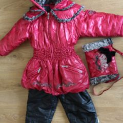 Комплект куртка та штани Wojcik