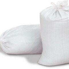 Мішки поліпропіленові, 55х105 (62 гр), 3,80 грн