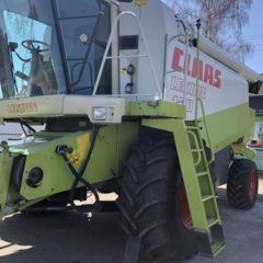 Свіжо привезений комбайн зернозбиральний Claas Lexion 460, 1999 р.в.