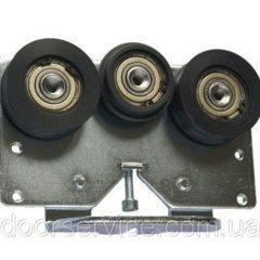 Комплект кареток для раздвижных дверей Record STA16/17