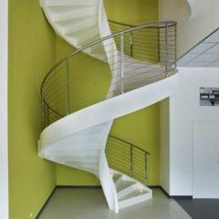 Виготовлення гвинтових сходів