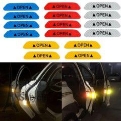 Светящие наклейки, клеиться на дверь автомобиля