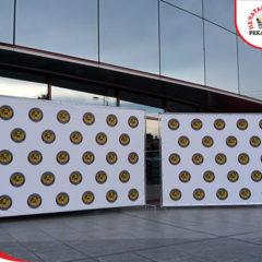 Виготовлення та оренда бренд-волл, пресс-волл (brand wall, press wall)