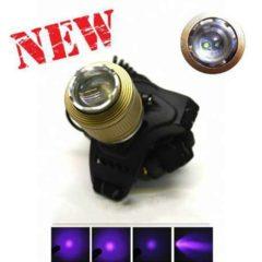 Налобный фонарик Police BL-2199-2 99000W+UF,2 диода T6 Q5,2 АКБ8800mА