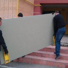 Занесення будматеріалів в квартири в Хмельницькому, послуги вантажників