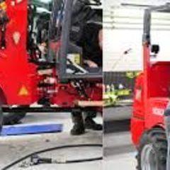 Вакансія агентства: механік по обслуговуванню навантажувачів