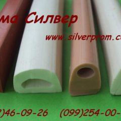 Профили и уплотнители резиновые, силиконовый уплотнитель