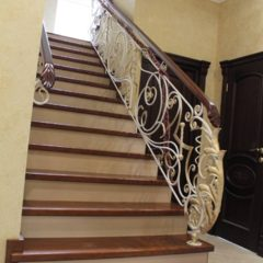 Дерев'яні, бетонні сходи, марші (лестницы, лестница) изделия из дерева