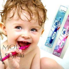 Зубная щетка детская Extra Soft, для деток от 0-3 лет