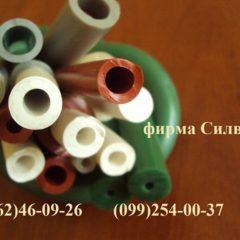 Силіконові трубки, трубки силіконові, трубки із силіконової гуми