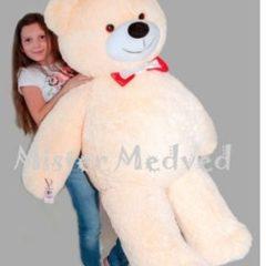 Плюшевый мишка Мистер медведь 160см