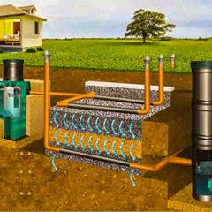 Автономна каналізація Під ключ