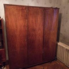 Меблі Румунія, шафа книжкова, сервант з баром, шафа для одягу, трюмо