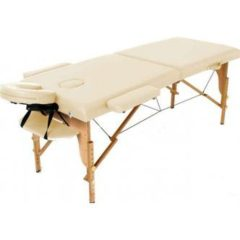 Массажый стол RelaxLine Lagune бежевый