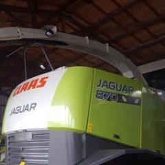Кормоуборочный комбайн Сlaas Jaguar 870 Allrad, год выпуска 2007