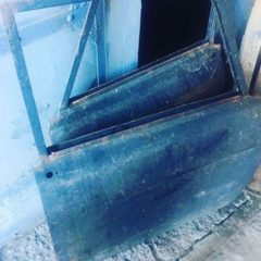 Дві нові дверки до Москвича-ИЖ