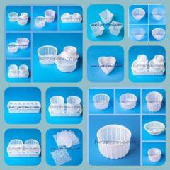 Комплект форм для сыра Переработка козьего молока Делаем сыр сами