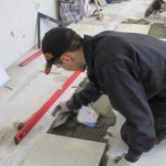 Облицювальні роботи, ламінат, встановлення сантехніки