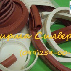 Шнур резиновый пористый, шнур термостойкий