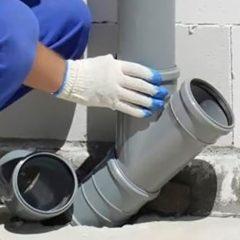Монтаж каналізації