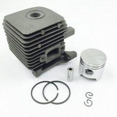 Цилиндр с поршнем мотокосы STIHL FS 38, FS 45, FS 55, 34мм