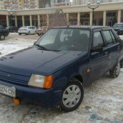 ЗАЗ-1103 Славута, 1.2, газ/бензин, м.Хмельницький