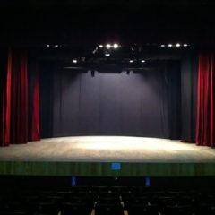 Оформлення інтер'єру театрів, кінозалів, актових залів