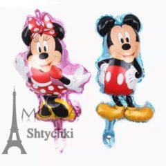 Воздушные шарики Минни и Микки Маус