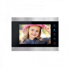 Видеодомофон Green Vision GV-052-J-VD7SD Silver, цветной