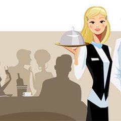 Вакансія агентства: офіціанти, бармени