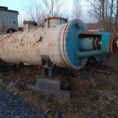 Смеситель Реактор нерж 4,6 м.к с редуктором 260000 2 шт.
