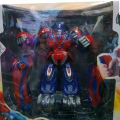 Іграшка, робот бойовий, трансформер