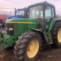 трактор John Deere 6910. Год выпуска :2001. Мощность (л.с.): 140