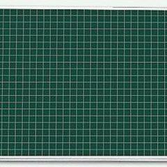 Школьная доска магнитная, под мел, 100x300 см