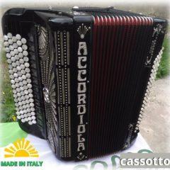 Професійний концертний італійський баян