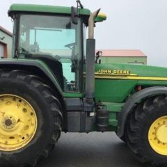 Трактор John Deere 8410 Год 2001,Powersfift. мощность 295 л.с.