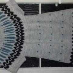 Плаття зимове