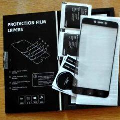 Защитное стекло для Xiaomi Redmi 5A, черный