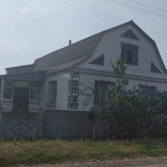 #Ставниця. Продам великий будинок не дорого з 24 сот. під будівництво.