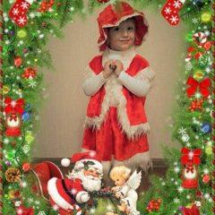 Прокат дитячих новорічних костюмів